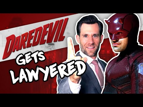 Real Lawyer Reacts to Daredevil (The Trial of Frank Castle) // LegalEagle