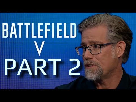 Did DICE and EA learn their lesson at E3? | The Battlefield V reveal Disaster PART 2 thumbnail