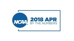 NCAA APR By the Numbers