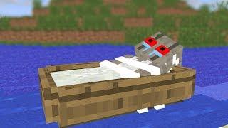 - Monster School GRANNY HORROR GAME CHALLENGE FULL Minecraft Animation