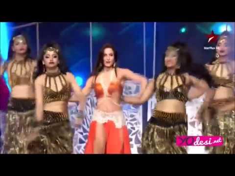 Elliavram super hot belly dance on afghan...