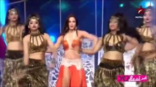 Elliavram super hot belly dance on afghan jalebi