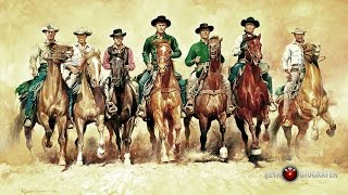 The Magnificent Seven (1960) Official Trailer HD