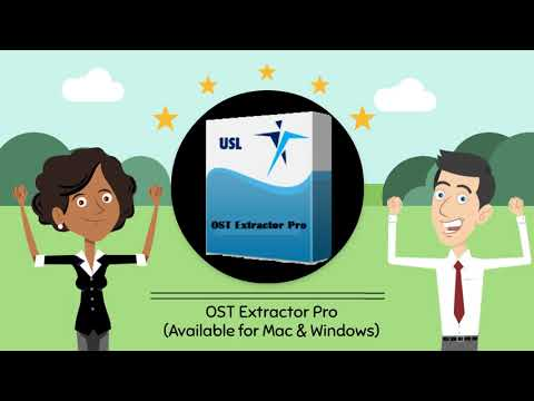 OST to Apple Mail Converter | Convert OST to Mac Mail Database