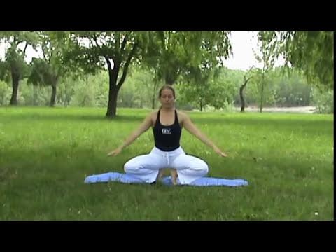 Jutarnja yoga - Solar Spirit (part two)