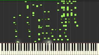 Dancing in the Air Kyle Landry Synthesia