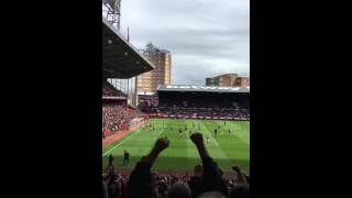 Andy Carroll Hat-trick