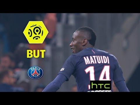 But Blaise MATUIDI (72') / Olympique de Marseille - Paris Saint-Germain (1-5) -  / 2016-17