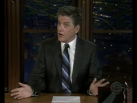 Late Late Show with Craig Ferguson 2/6/2008 Bradley Whitford, Lake Bell, Cynthia Littleton
