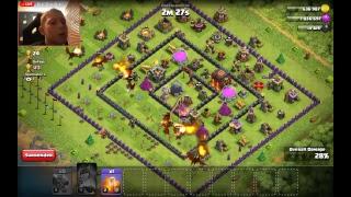 Clash Of Clans Stream (New Clan)!