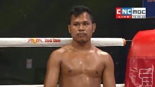 Roeung Sopphorn vs Manavthorng(thai), Khmer Boxing CNC 03 March, Kun Khmer vs Muay Thai