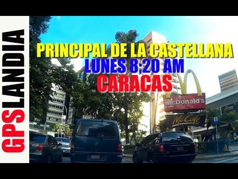 CARACAS Av. PRINCIPAL DE LA CASTELLANA La Plaza Embajadas TORRE LA CASTELLANA VENEZUELA