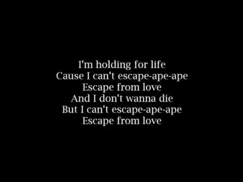 Eva Simons & Sidney Samson - Escape From Love Lyrics