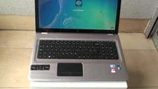 HP Dv7 Core i7 overview