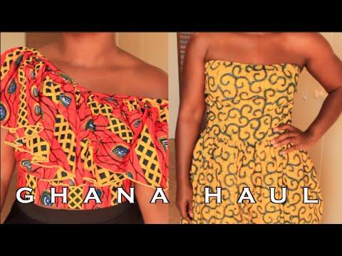Ghana Haul | Ankara Print