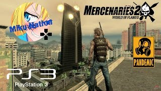 [Mercenaries 2 World in Flames PS3] Венесуэла в огне!