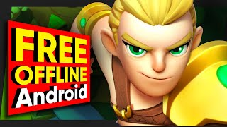 Top 10 Free Offline Android Games of 2019