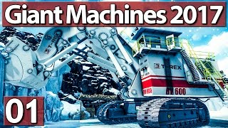 GIANT MACHINES 2017 SIMULATOR ► #1