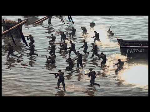 US Marines Invade Natuna Island! (The Battle of Natuna Part One)