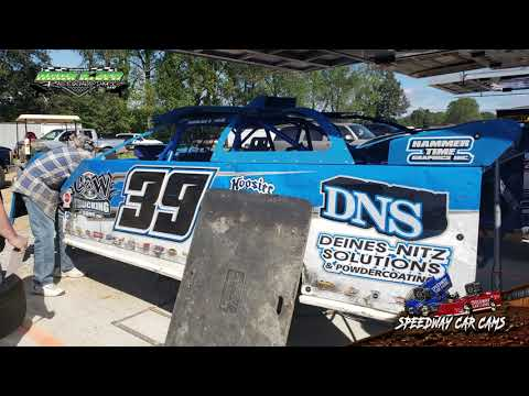 #39 Rob Toland - Super Late Model - 10-13-18 Duck River Raceway Park - In Car Camera