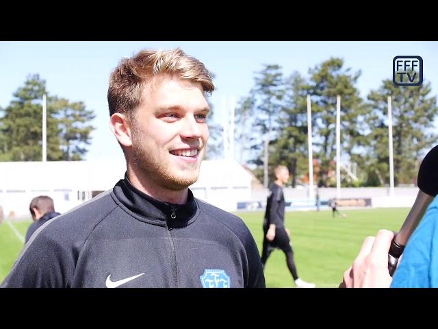 Inför Falkenbergs FF - Kalmar FF, Allsvenskan 2019