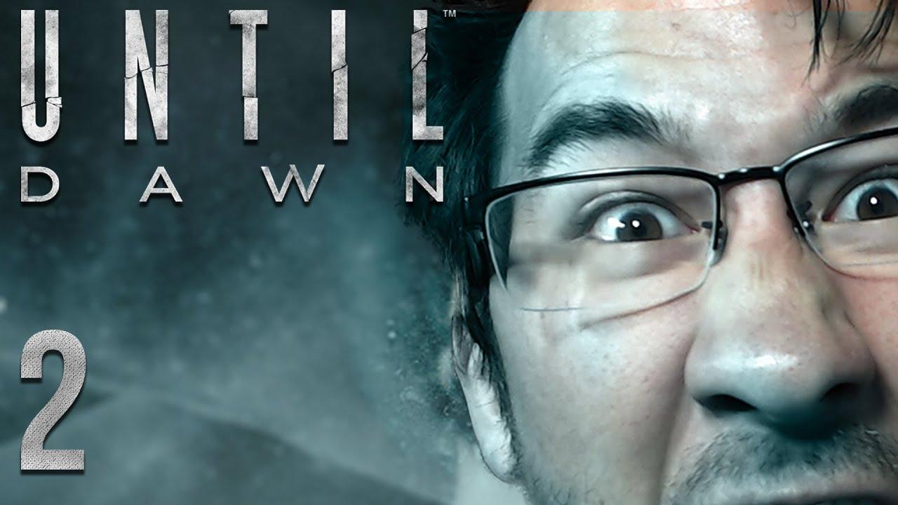 I THINK WE SHOULD SPLIT UP | Until Dawn - Part 2 - YouTube