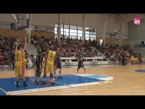 Basket SVBD vs RUEIL