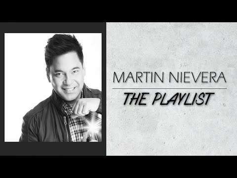 Martin Nievera - The Playlist