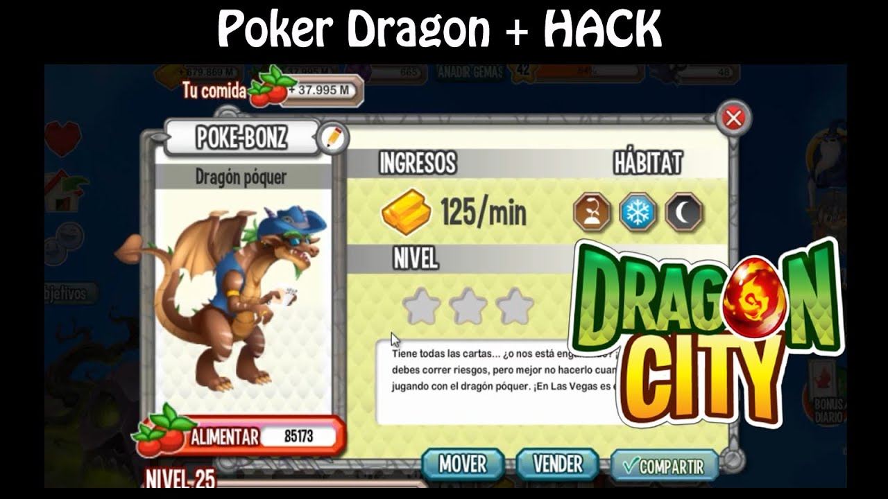 poker dragons