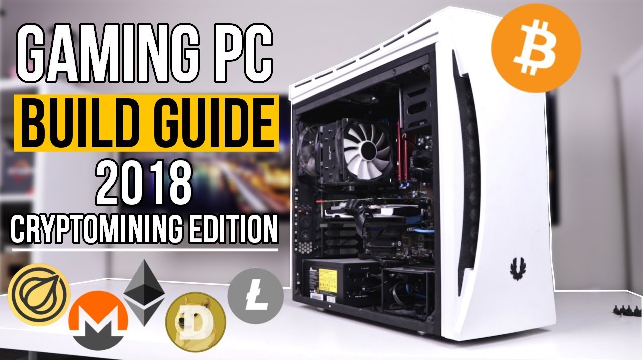 Budget Gaming Pc Build Guide 2018 Cryptomining Apocalypse Edition