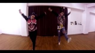Chris Brown - Back To Sleep (Choreography) by Cyutz