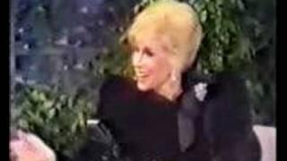 Olivia Newton-John/John Travolta on The Tonight Show with Joan Rivers Part 1