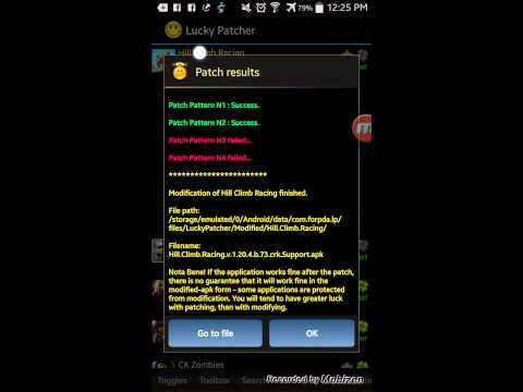 How to hack almost any android game with no root