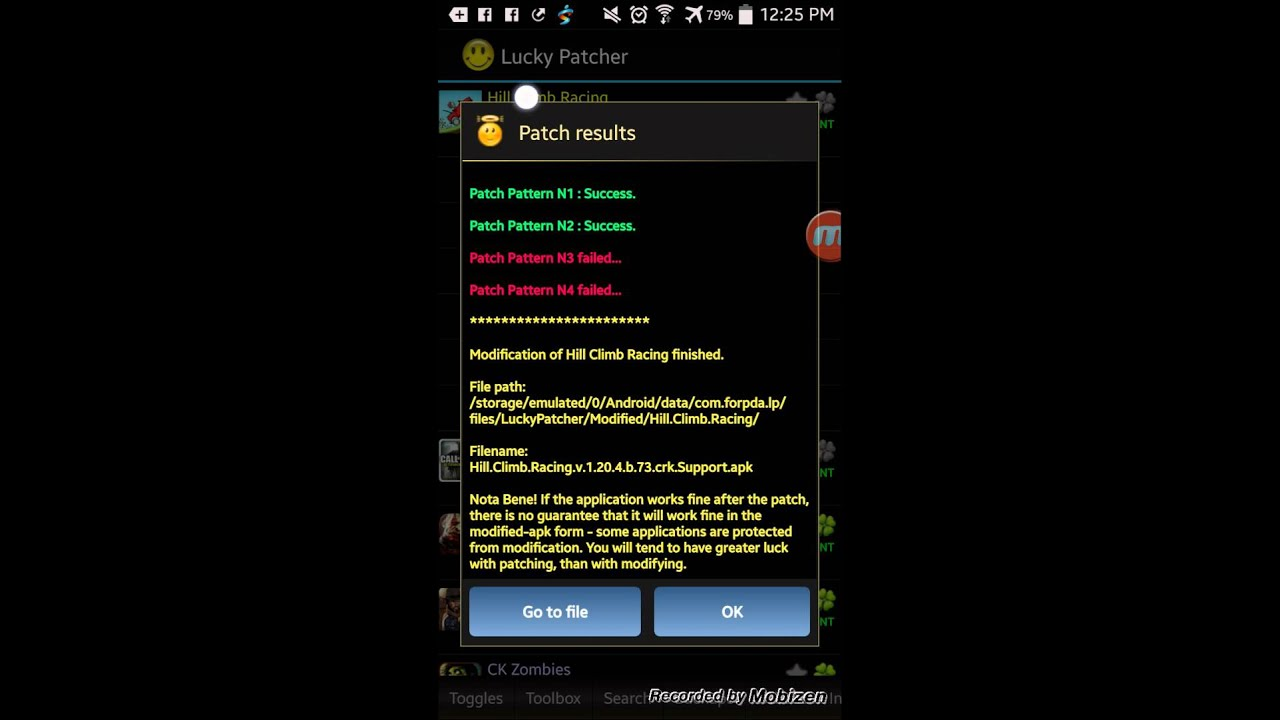 PES 2019 Patch Android Mobile Game Download
