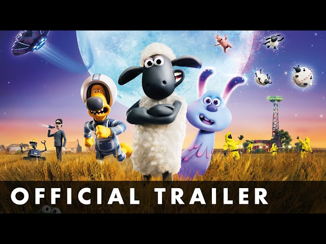 A SHAUN THE SHEEP MOVIE: FARMAGEDDON - Official Trailer 2 - From Aardman Animations