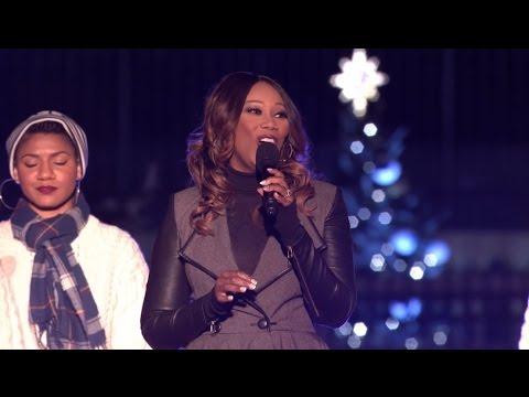 Yolanda Adams - O Holy Night - 2016 National Christmas Tree Lighting