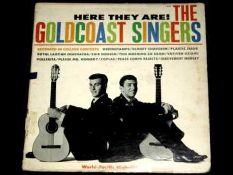 The Goldcoast Singers, Plastic Jesus (1962)