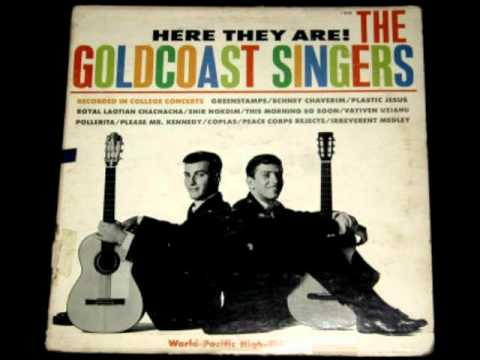 The Goldcoast Singers, Plastic Jesus (1962)