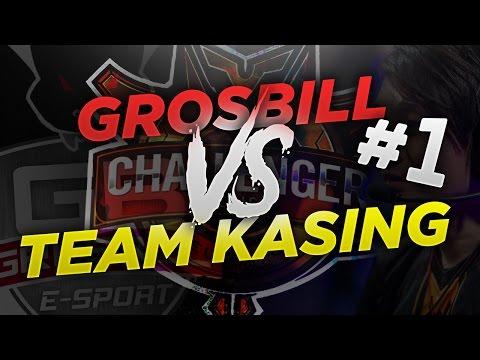TEAM KASING (RB) VS. GROSBILL ESPORT - EU CHALLENGER SERIES QUALIFIER #1