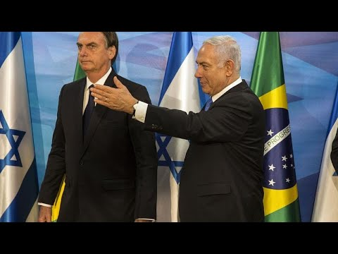 شاهد: البرازيل تفتتح مكتبا تجاريا في القدس وتؤكد العمل عل نقل السفارة…  - نشر قبل 3 ساعة