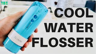 Cordless Water Flosser - Owner REVIEW - Yunshangauto