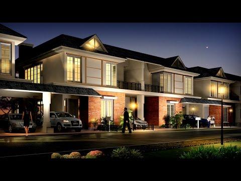 Prestige Summer Fields - Row Villas Bangalore - Walkthrough
