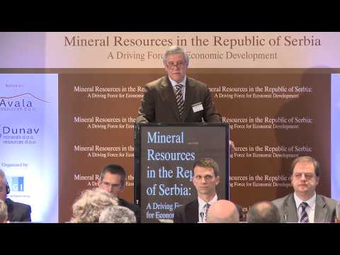 3rd International Conference: Mineral Resources in the Republic of Serbia