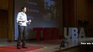 Un regalo disfrazado de dilema: Alexia Rattazzi at TEDxUBA