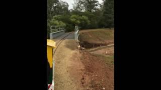 Willians Hill Miniature Railway (Wagga Wagga) Spiral - Jun 2016