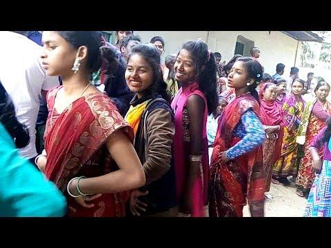 Santali Wedding dance HD Full Video(2018)