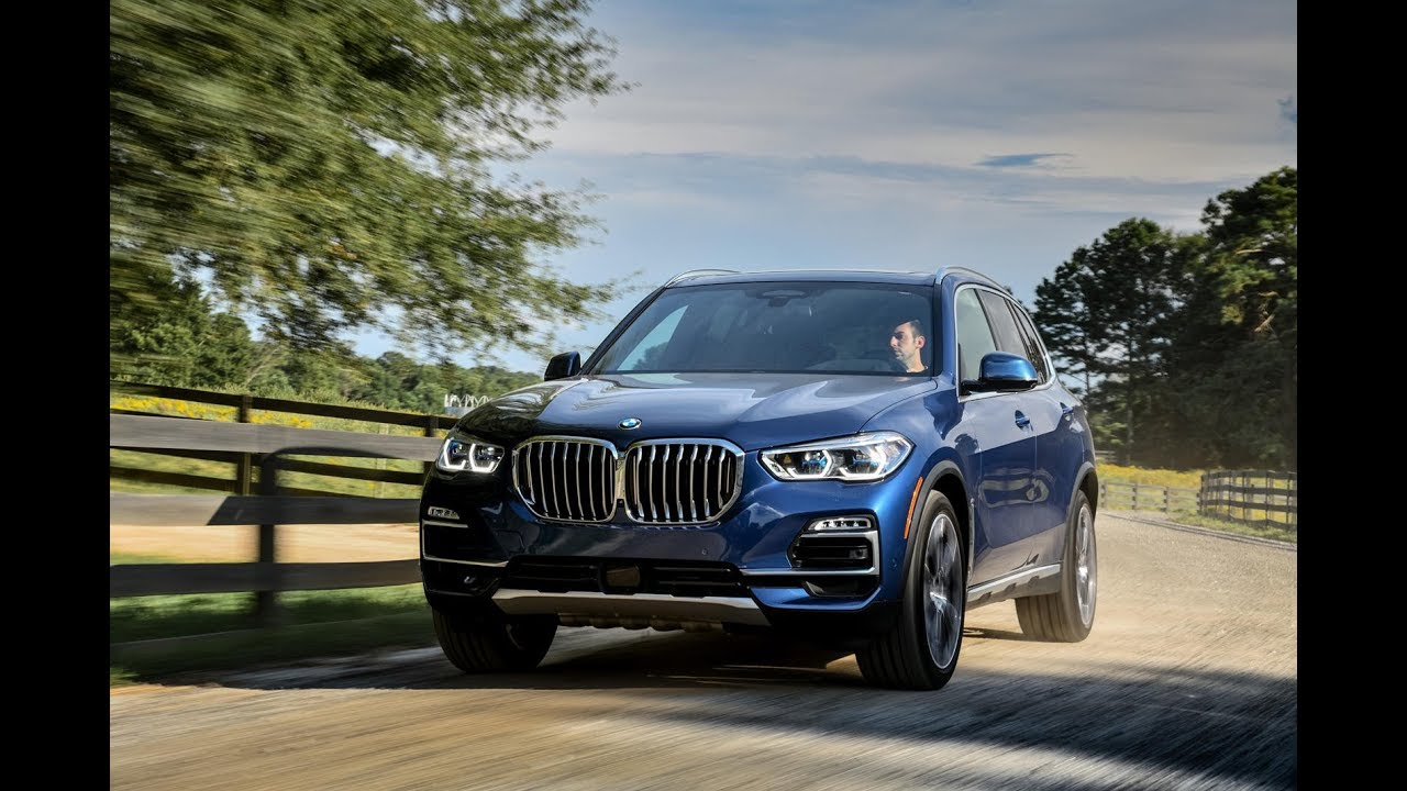 2019 Bmw X5 First Drive Review Offroad Luxury