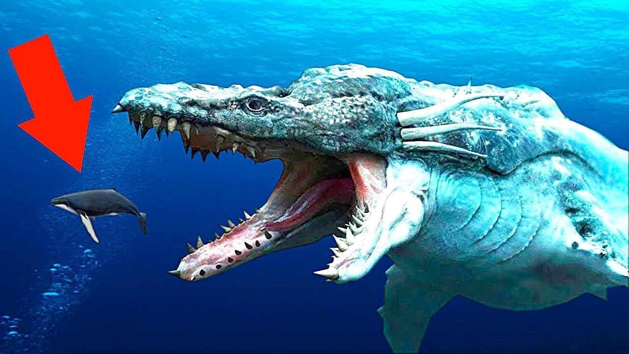 10 Животных, Которые Были Намного Страшнее Динозавров