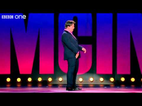 Naked Men in Changing Rooms - Michael McIntyre: Hello Wembley! Preview - BBC One