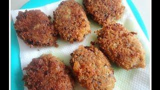 Vazhakoombu / Vazhapoo (Banana flower) Cutlet- chinnuz' I Love My Kerala Food